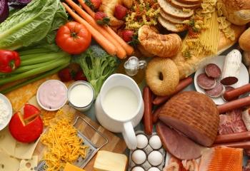 Как правильно питаться: совместимость продуктов