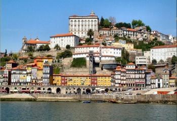 Грустная красавица Португалия