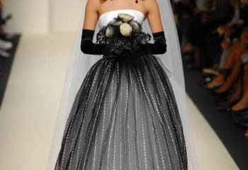 Черное свадебное платье: за и против :: JustLady.ru - территория
