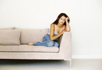 одинокая замужняя женщина
