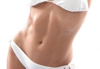 Фитнес дома. Упражнения для мышц живота