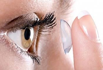 Контактные линзы вредны для зрения?