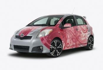 Современные авто для женщин