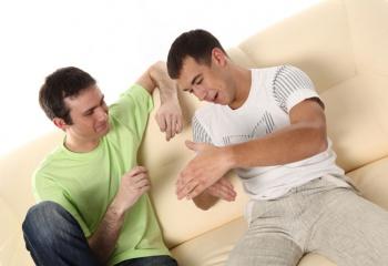 Общение бисексуалов в интнрнете