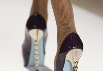 Обувь: встаем на каблуки