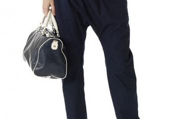 Как подобрать брюки миниатюрным девушкам