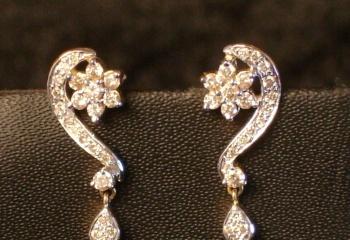 Массивные серьги-кольца: носить или не носить?