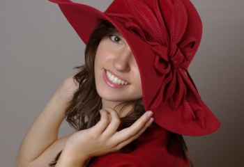 Шляпки и шарфики: красиво и практично
