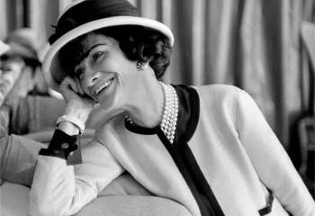 5 модных уроков от Коко Шанель