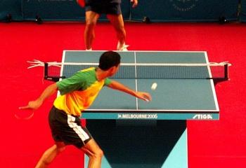 Настольный теннис – игра для целеустремленных людей