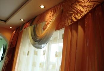 Выбираем шторы: дизайн, конструкция, материал