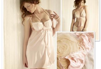 Модное белье: актуальные тренды осени 2011