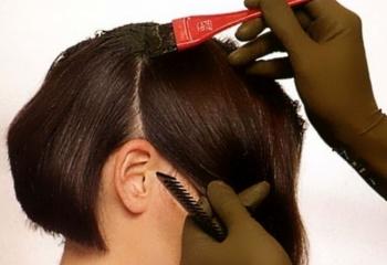 История покраски волос