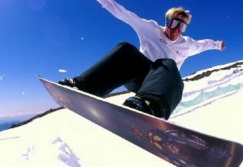 Быть в моде на сноуборде