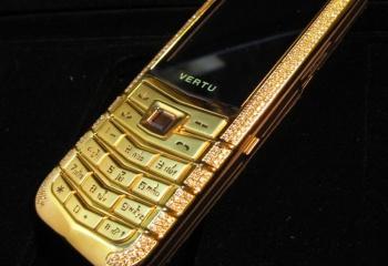 Самые гламурные телефоны