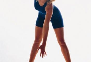 Занятия калланетикой: комплекс упражнений