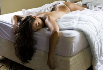 Женский оргазм во время сна