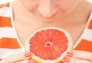 Грейпфрутовый сок для лица, тела и рук