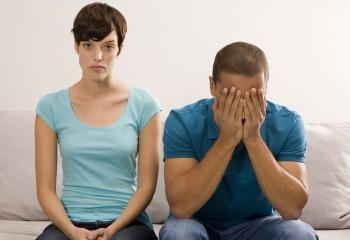 Самые сложные этапы в жизни супругов