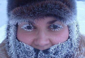 Обморожение и переохлаждение: причины и степени