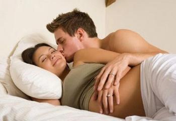 Польза секс для беременных