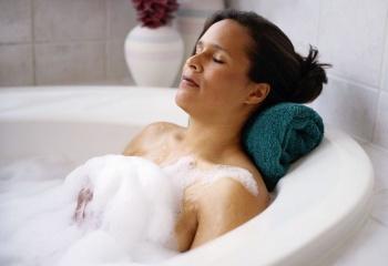 Эффективные ванны для похудения