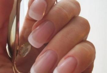 Укрепление ногтей народными средствами