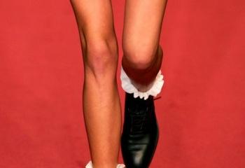 Очень худые ноги - не повод для комплексов