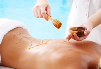 Медовый массаж против целлюлита