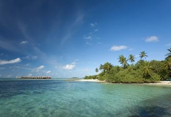 Лучший остров на Мальдивах