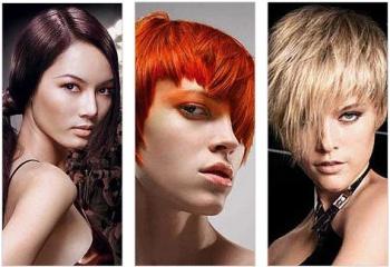 Как подобрать цвет волос под цвет лица