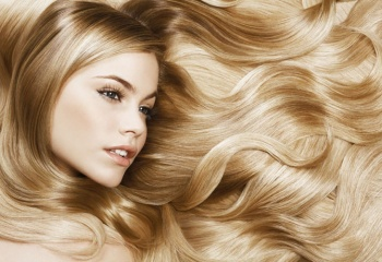 Маска волос из вишни