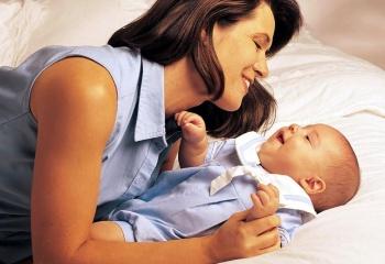 Преуспевающая женщина и радость материнства