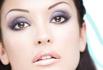 Тяжелый  макияж: с подиума - в повседневность