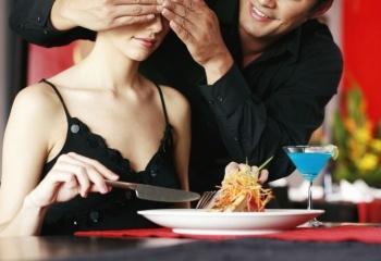 Блюда для романтического вечера