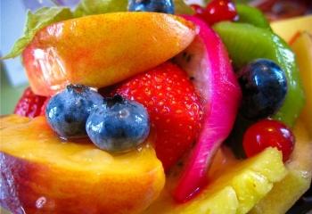 Маски для волос из фруктов и ягод
