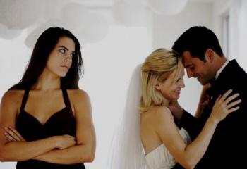 Как вести себя и что предпринять, если у мужа есть любовница?