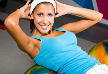 Обвисший живот: массаж, упражнения, масла