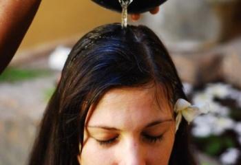 Shiseido маска для волос с маслом камелии