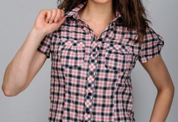 Женские рубашки, блузки и топы 2011
