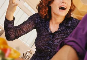 Как успокоить рассерженную женщину