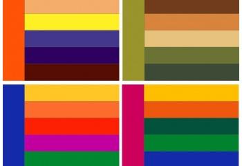 Колористика – искусство сочетания цветов