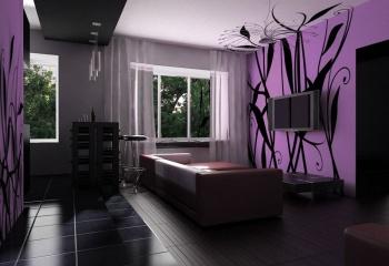 Сочетание цветов в интерьере квартиры