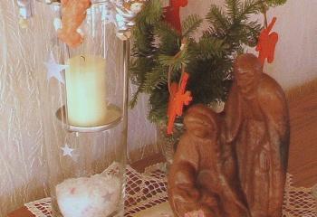 Украшение дома к Рождеству: нестандартные решения