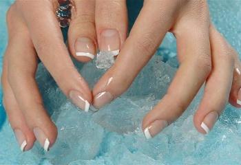 Идеальные ногти в домашних условиях