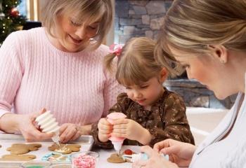 Семейные традиции и Новый год