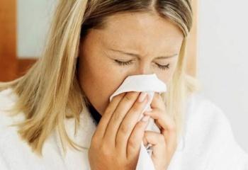 Аллергический насморк: как с ним бороться