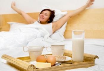 Утренняя зарядка: как правильно просыпаться