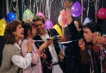Где встретить Новый год и куда сходить после?