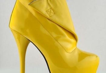 Ботильоны: искушение для модниц